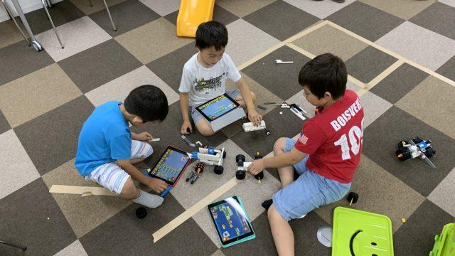 ロボット教室 メリット・デメリット(1)