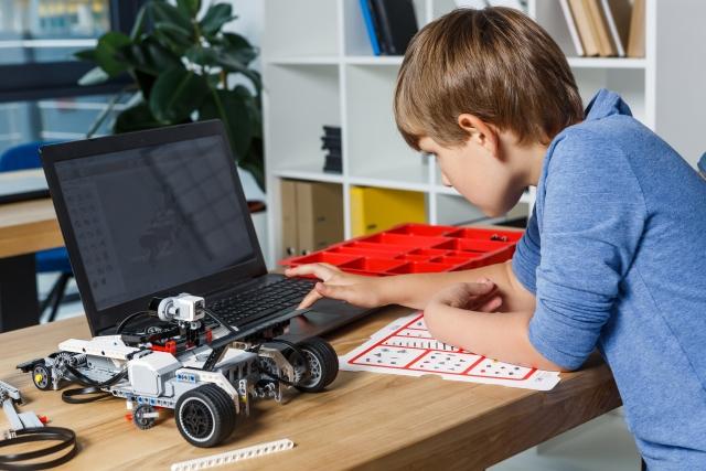 ロボットプログラミング (2)