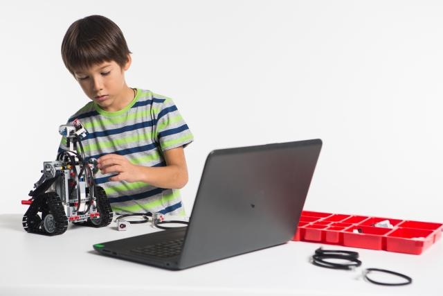 ロボットプログラミング (3)