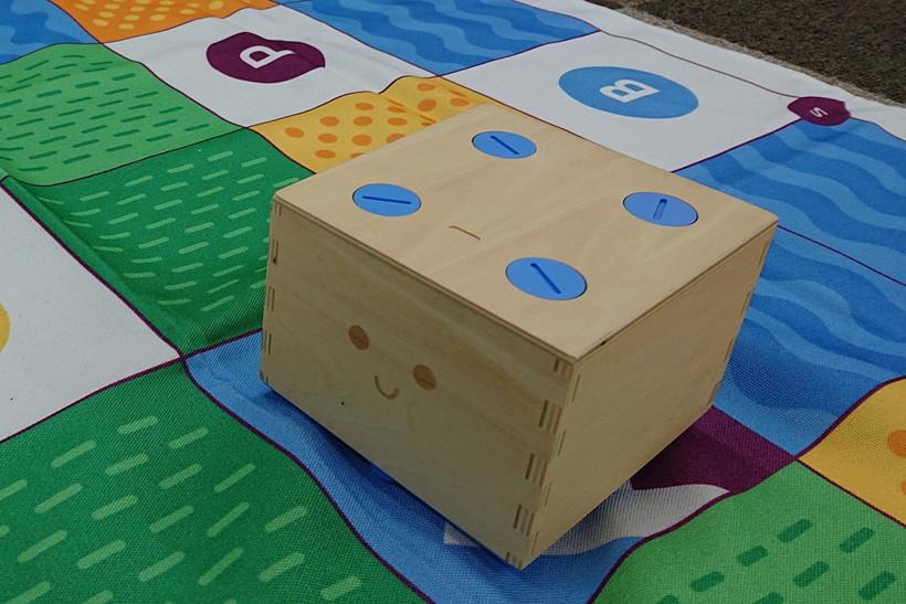 ロボットプログラミング(6)