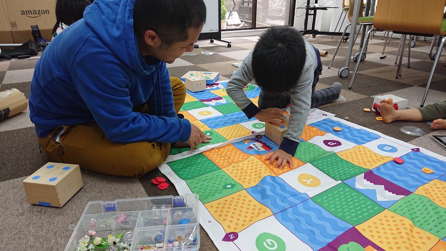 プログラミング幼児5