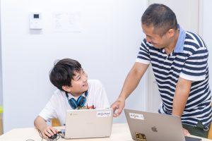 子供 プログラミング教室 (2)
