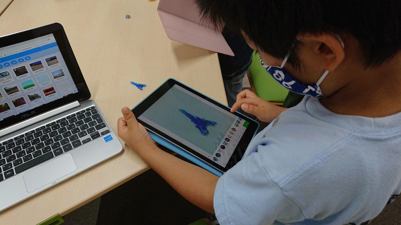Scratch プログラミング教室(9)